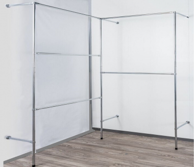 kleiderst nder company begehbarer kleiderschrank kleiderkammer ankleidezimmer w scheraum. Black Bedroom Furniture Sets. Home Design Ideas