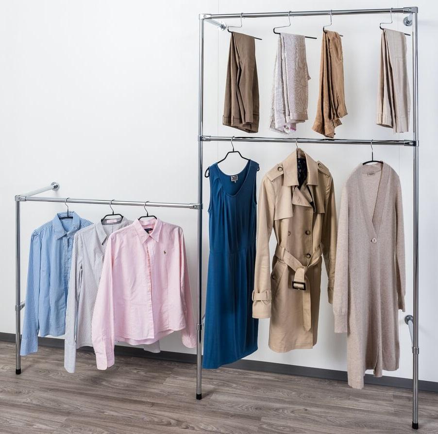Kleiderstander Company Wir Produzieren Kleiderstander